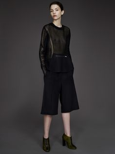 DAMIR DOMA WOMEN'S READY-TO-WEAR PRE-FALL 2014 COLLECTION  LOOK 08  http://www.damirdoma.com/en/collection/womens/autumn-winter-2014