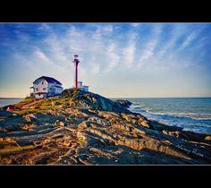 cape forchu nova scotia - Google Search Nova Scotia, Labor Day Holiday, The Province, Newfoundland, Canada Travel, Landscape Photos, Cn Tower, Seattle Skyline, Places To See