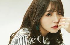 A Pink's Eunji talks about her passion for music with 'Ceci' | allkpop.com