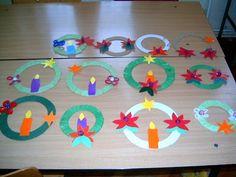 Játékos tanulás és kreativitás: Karácsonyi munkáink 1.