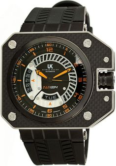Uhr-Kraft 14401/6 Helicop Cube Automatic Watch - Cool Watches from Watchismo.com