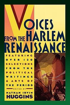 Voices from the Harlem Renaissance