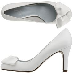 my wedding shoes. perfect fit, perfect height, perfect color, perfect price! only 30 bucks!