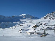 Pitztaler Gletscher - Winterurlaub in Tirol Österreich