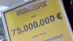 Eurojackpot geknackt: 76,8 Millionen Euro nach Nordrhein-Westfalen - News - Bild.de