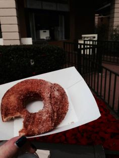 The Disney Croissant Doughnut.  Disney Cronut