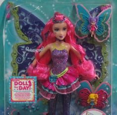 Agtoyland - Barbie Fashion Fairy Doll (Purple), $17.99 (http://www.agtoyland.com/barbie-fashion-fairy-doll-purple/)