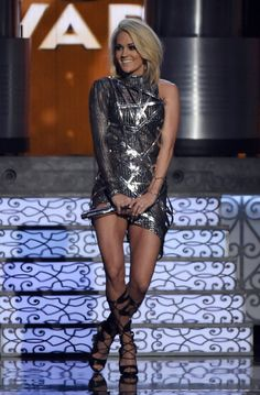 Carrie Underwood Performance Dress at ACM Awards 2016 | POPSUGAR Fashion Australia Photo 7