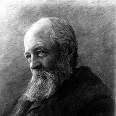 FREDERICK LAW OLMSTED (1822-1903)  The genius behind New York's Central Park, he inspired the greening of America's cities.