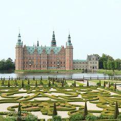 Frederiiksborg Castle, Denmark