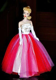 Vintage Barbie CAMPUS SWEETHEART (#1616) ~ Beautiful!