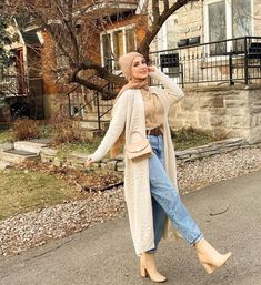Winter Hijab Fashion Outfits To Copy - image@nourr.hoda - Looking for Inspiration On How To Wear Long Dress Outfits For Winter, Then Keep Reading For Inspo On Ootd Hijab, Maxi Dress, Skirt Midi, Street Style Hijab Fashion, Skirt Outfits For Winter, Casual Outfits With Hijab Dress, Classy Hijab Fashion For Winter And Much More. #hijab #hijabfashion #winteroutfits #hijaboutfit #hijabdress