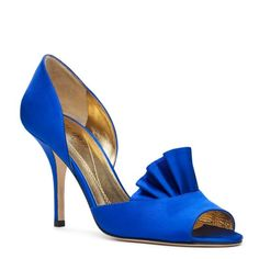 kate spade | chrisette  Now that's a beautiful shoe.