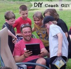 DIY Memorable Coache