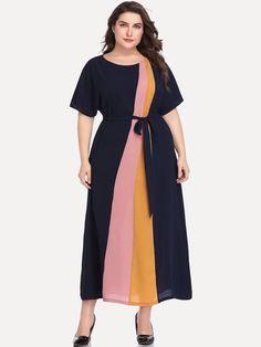 f770bc06920 Платья для полных девушек и женщин английского бренда SHEIN весна-лето 2019