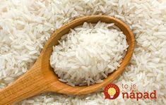 Ryža je zázračná surovina. Hodí sa do množstva slaných ale aj slaných receptov. My vám však ryžu predstavíme v celkom inom svetle.