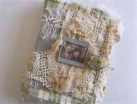 handmade fabric journals - Bing Images
