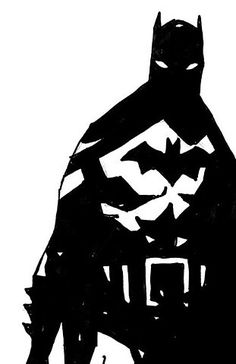 Batman by Mike Mignola