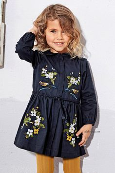 ALALOSHA: VOGUE ENFANTS: NEW Season SS'17: One fashion trend which is currently making a huge comeback though is embroidery!