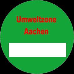 awesome Umweltzone Aachen