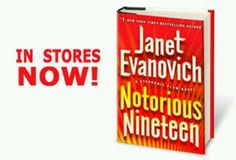 Love Janet Evonovich, this was awesome couldn't put it down read it twice