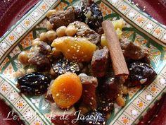 Michemichia. Hierbei handelt es sich um ein Fleischgericht mit Aprikosen. Nach langer Zeit… Rind, North Africa, Couscous, French Toast, Oriental, Low Carb, Dishes, Breakfast, Recipes
