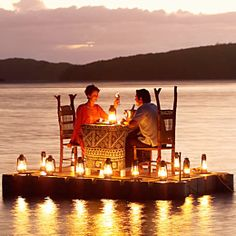 Romantic Getaway - This is truly romantic!