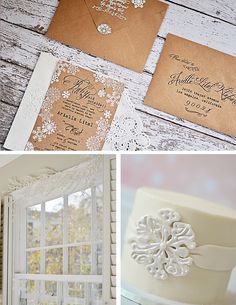 Love the #winter wonderland #party #invitations.