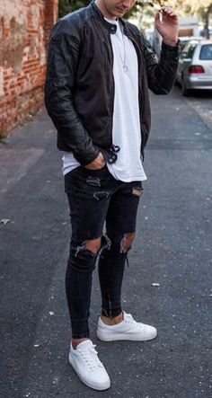 137 latest summer men fashion ideas for you to try – page 1 Trendy Mens Fashion, Stylish Mens Outfits, Casual Outfits, Men Casual, Men Fashion, Fashion Ideas, Moda Streetwear, Streetwear Fashion, Summer Outfits Men