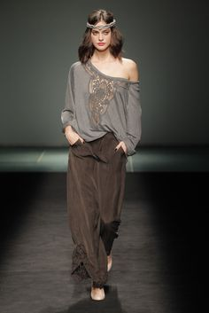 @TCN #080BF #FW13/14 #catwalk #trends #lace #baggy #in