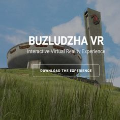 Buzludzha VR   VRCreed Buzludzha #VR is something real and also impressive! You can visit the Bulgarian monument built in 1970's by the communist regime. Get it now from our store, VRCreed! #virtualreality #vrcontent http://www.vrcreed.com/apps/buzludzha-vr/