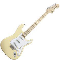 Yngwie Malmsteen - Fender Stratocaster Vintage White