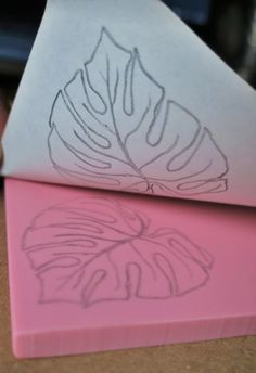 fabric stamping Rubber stamps are an essential part of any snail mail toolkit. A couple good stamps will turn an ordinary envelope into something special and can be used over and over