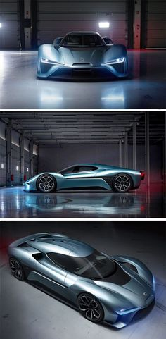 The FASTEST electric car ever!