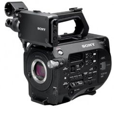 Sony PXW-FS7 4k Camcorder coming to our kit list soon