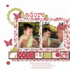 Layout: Adore  Don't know why I like it but I really Do.