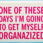 Back to School: 7 Organizational Tips to Get Ready in 7 Days Bujo, Getting Organized At Home, Blog Images, Life Organization, Organizing Life, Organising, Feeling Overwhelmed, High School Students, Frugal