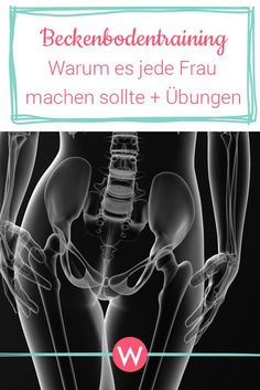 Beckenbodentraining lässt sich leicht in den Alltag integrieren. Warum diese Ü… Pelvic floor training can be easily integrated into everyday life. Why these exercises should know and do every woman. Fitness Workouts, Fitness Herausforderungen, Fun Workouts, At Home Workouts, Fitness Motivation, Easy Fitness, Training Fitness, Health Fitness, Month Workout Challenge