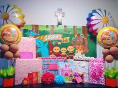 In The Night Garden Birthday Party Ideas | Photo 1 of 16 | Catch My Party