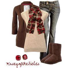 Outfity na zimu   Užitočné tipy a recenzie kozmetických produktov
