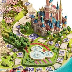 Disney Vacation Club Sweepstakes by Peter Jaworowski, via Behance: