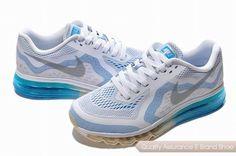 nike air max 2014 unisex white blue sneakers p 2105