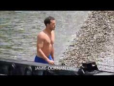 Fifty Shades Darker — kyal89: Jamie Dornan - On the set of Fifty shades freed july 12