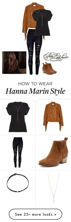 """""""Hanna Marin 6x20 outift"""" by rosewoodangel on Polyvore featuring Gestuz, Phase Eight, Shay and SaveHanna"""
