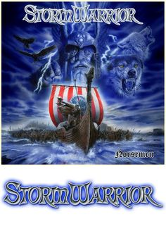 Burgos Btt Metal: Canciones para una vida - Stormwarrior - Sword Of ... Metal On Metal, Power Metal, Black Metal, Amon Amarth, Dream Theater, Bruce Dickinson, Def Leppard, Mad Max, Iron Maiden