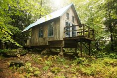 Kelly Stuart's Knoll cabin