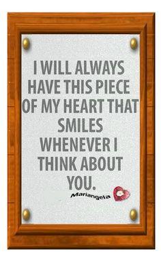 siempre mi corazon ..:-)