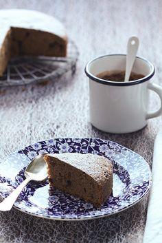 Pastís de castanya by cuinaperllaminers, via Flickr