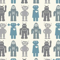 Aimee Wilder Robots Wallpaper