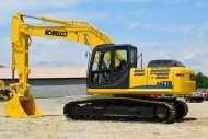2011 #KOBELCO #SK210 #ACERA #MARK 8 #truck #driver #chicago #boston #equipment #trucktires
